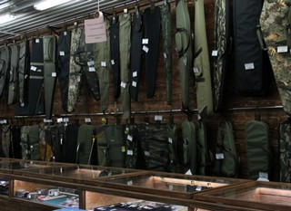 оружейный магазин Военный охотник волгоград
