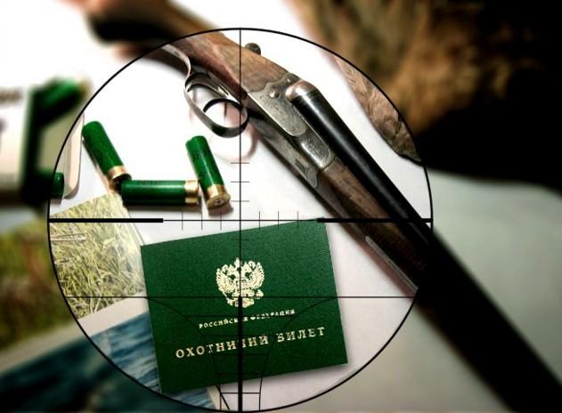 Как сделать разрешение на охотничье ружьё