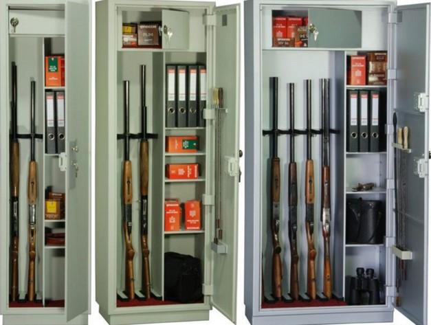 Правила хранения оружия дома, Хранение охотничьего оружия основные требования, ООО - Арматела
