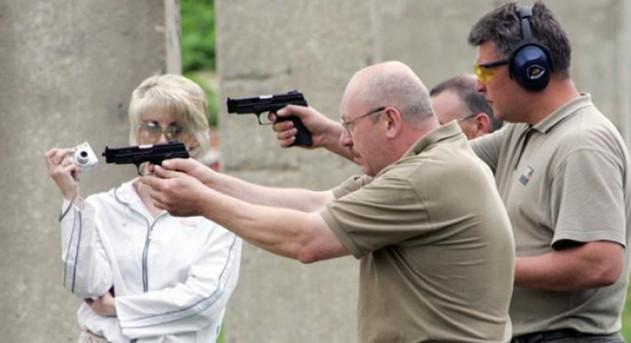 курсы по обращению с оружием